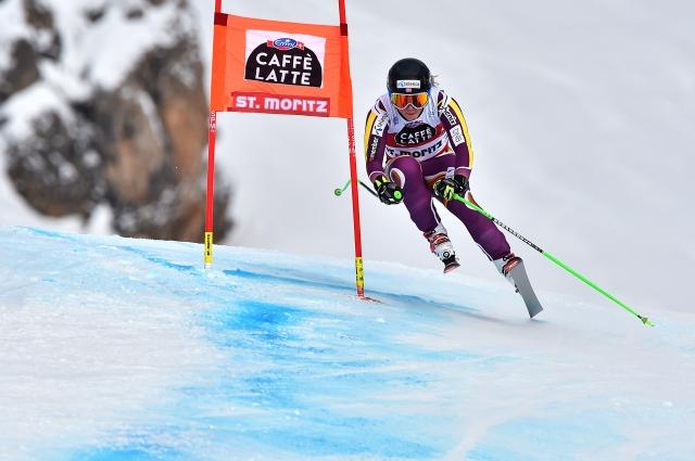 ALPINE SKIING - FIS WC St.Moritz